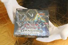 YuGiOh - Dragons of Legend - 1. Auflage & Deutsch - OVP Display