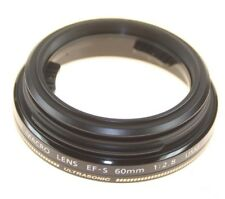 Canon Efs 60 mm F2.8 Macro Usm Nuevo Original Unidad de barril de Filtro YG2-2182-000