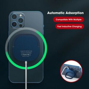 Magnetic Wireless Charger For iPhone 12 Pro Max Mini Fast Charger