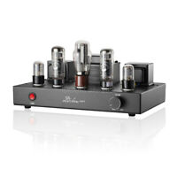 HiFi EL34 Vacuum Tube Power Amplifier Stereo Class A Single-ended Audio Amp 20W