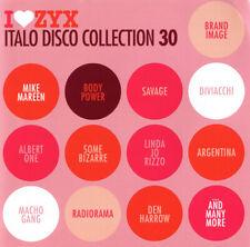 I Love ZYX Italo Disco Collection 30 2020 3CD Italo Disco