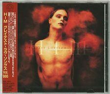 HIM Greatest love songs 666 CD JAPAN 1ST PRESS BVCM-37674 NEW SEALED s4149