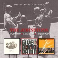 JOHNSTONS - JOHNSTONS/GIVE A DREAM/BARLEY CORN 2 CD NEU