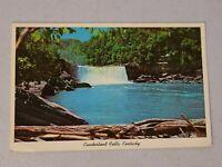Vintage Postcard - Waterfall Scene - Cumberland Falls Kentucky Unposted #756