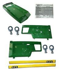 Hood/Panel/Sticker/Clip AM128986 AM128983 AM128982 Fits John Deere 425 UP S/N