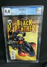 Black Panther #5 (2005) Marvel  Dodson Cover CGC 9.4 R417