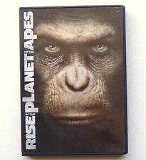 Rise of the Planet of the Apes 2011 Pg-13 science fiction movie Dvd James Franco