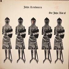 John Renbourn Sir John Alot of LP Reprise  RS 6344