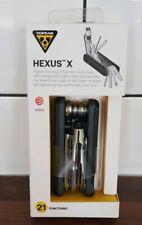 Topeak Hexus X 21 Funzione Cycle Tool Kit-NUOVO