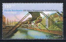 2171**, BRD 2001, 100 J. Wuppertaler Schwebebahn,