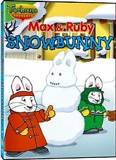 NEW DVD // TREEHOUSE // MAX AND & RUBY // SNOWBUNNY - 55min -  6 Episodes