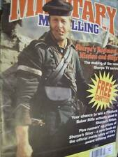 Military Modelling Magazine April 1996 Sharpe's Regiment Mission & Siege- New TV