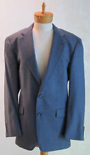 Men's Burberry Single Breasted 2 button 100% Wool Sportcoat Sz. 42 R