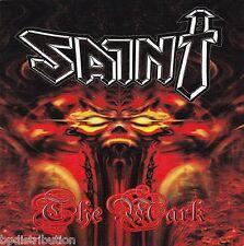 SAINT - THE MARK (*NEW-CD, Armor) Classic Christian Metal