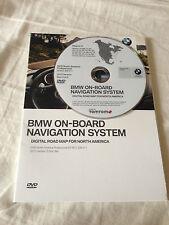 Genuine BMW X5 E70 X6 E71 Navigation DVD Map # 011 *WEST* U.S. Update © 2013 OEM