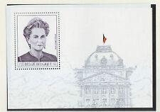Belgio / Belgium 2000 Foglietto Promozione della filatelia 3 serie MNH
