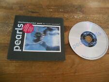 CD Jazz Steve Bourbon Project - Pearls (14 Song) SOUL FOOD SYLT LOUNGE digi