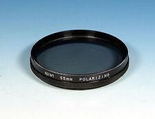 Rowi Ø55mm Polarfilter filter filtre Einschraub screw in - (204006)