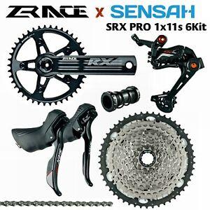 SENSAH SRX PRO 1x11 Kit Speed gravel-bikes Cyclo-Cross Road Bike Groupset