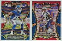 2019 Panini Select Football TRI-COLOR Prizm /199 Complete Your Set - You Pick!