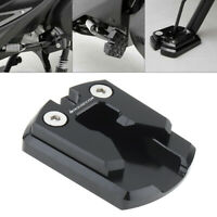 Motorcycle Foot Support kickstand Side Stand Pad Metal Plate Fits Yamaha Nmax155