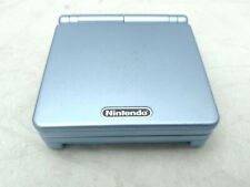 Nintendo Gameboy Advance SP Pearl Blue JP Region Free Handheld Console US SELLER
