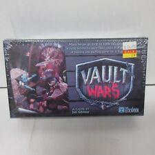 Floodgate Games Vault Wars (2015) Board Game NEW