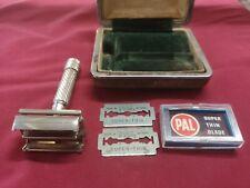 Gillette Twist Safety Razor vintage boxed