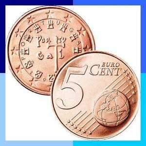 Ek // 5 Cent Portugal # Pièce Nueve : Sélectionnez une Année :
