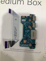 LENOVO IDEAPAD FLEX 5 14IIL05 81X1 USB BOARD 5C50S25058 LC55-15C 448.0K115.0011