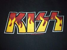 Kiss 2001 Shirt ( Used Size XL ) Very Good Condition!!!