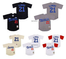 Roberto Clemente #21 Santurce Crabbers Puerto Rico Men's Baseball Jersey Sewn