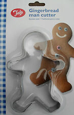Tala Baking - Stainless Steel Gingerbread Man Cutter