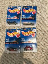 Hot Wheels Dealer's Choice series 1-4 Full set NEW cards Baja Bug '63 corvette