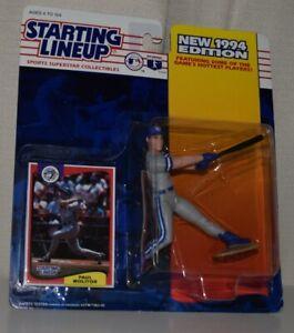 1994 STARTING LINEUP 68345 - PAUL MOLITOR * TORONTO BLUE JAYS 3- MLB SLU