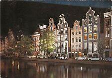 BF25009 amsterdam keizeesgracht met oude gevets car  netherland front/back image