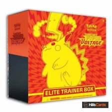 Pokemon Sword & Shield Vivid Voltage Elite Trainer Box   New and Sealed Pikachu