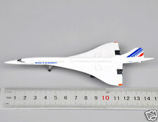1/400 Concorde Alloy Diecast Model Aircraft France 1976-2003 Airplane Collection