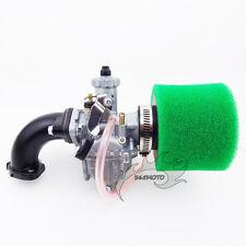 Carb Mikuni VM22 26mm Carburetor Intake Pipe For Pit Dirt Bike 125cc 140cc CRF50