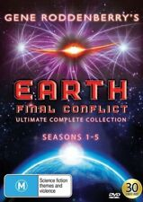 Gene Roddenberry's Earth: Final Conflict: Ultimate Complete Collection: Seasons