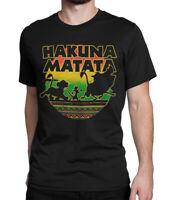 The Lion King Hakuna Matata Graphic T-Shirt, Simba Timon And Pumbaa Disney Shirt