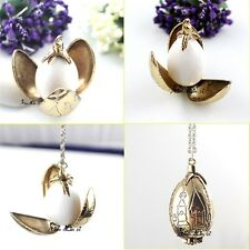 Harry Potter Dragon Egg Pendant Necklace The Goblet Of Fire New