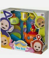 Teletubbies Tea Set New Pretend Childrens Kids Activity Play Lights And Sounds