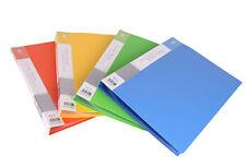 Best Quality Plastic Display File / Leaf Document file - with - 20 Leaf Set of 2