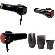 Red by Kiss Handle-Less 1875 Watt Ceramic Tourmaline  Hair Dryer – With 3 Addi