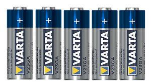 5x Varta Batterien V23GA | P23GA | A23 | 23A | LR23 | LRV08 | 12V
