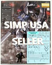 Gundam water slide decal SIMP D.L Dalin sticker E28 MG SINANJU STEIN NARRATIVE