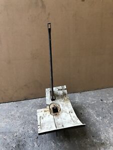 VW Camper Bay T2 Handbrake Front Clip Cut Front Chassis section