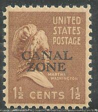U.S. Possession Canal Zone stamp scott 119 - 1 1/2 cent M. Washington -  mnh  #6