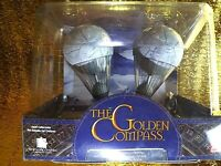 CORGI GC78628 THE GOLDEN COMPASS LEE SCORESBY'S AIRSHIP WITH LEE SCORESBY FIGURE
